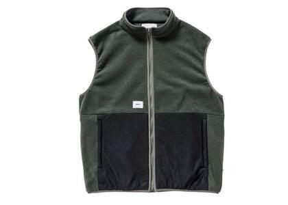 Wtaps Wozzy Vest Rapo Olive Drabの写真