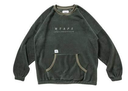 Wtaps System LS Rapo Olive Drabの写真