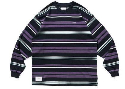 Wtaps Jam LS Cotton Purpleの写真