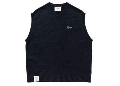 Wtaps Ditch Vest Poly Blackの写真