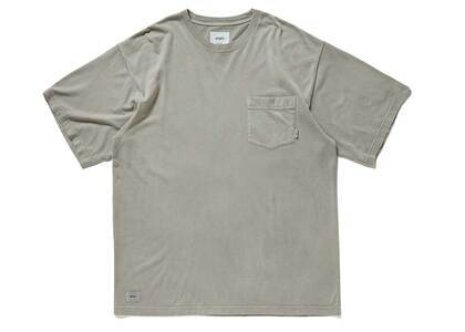 Wtaps Blank SS Cotton Coyote Brown (FW21)の写真