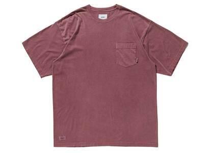 Wtaps Blank SS Cotton Red (FW21)の写真
