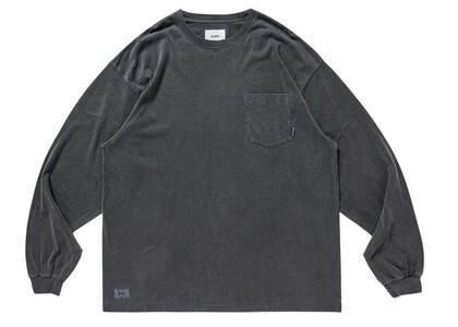 Wtaps Blank 01 LS Cotton Blackの写真