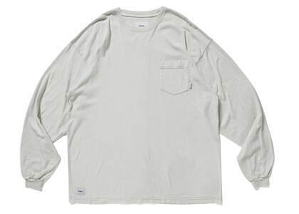Wtaps Blank 01 LS Cotton Off Whiteの写真