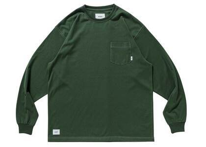 Wtaps Blank LS Copo Greenの写真