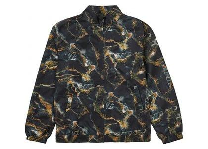 Supreme Marble Track Jacket Blackの写真