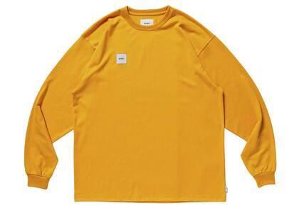 Wtaps Home Base LS Copo Yellowの写真