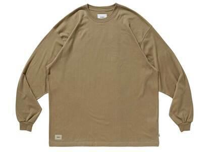 Wtaps Blank 02 LS Cotton Beigeの写真