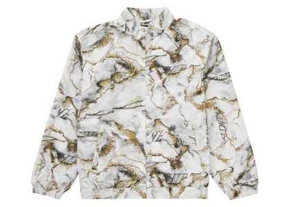 Supreme Marble Track Jacket Whiteの写真