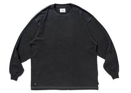 Wtaps Blank 02 LS Cotton Blackの写真