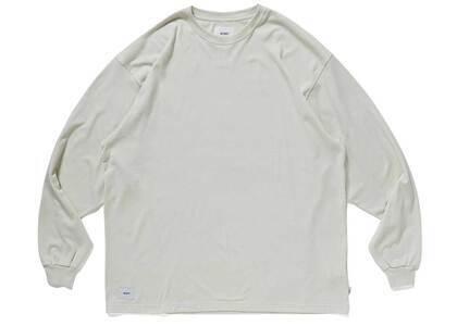 Wtaps Blank 02 LS Cotton Whiteの写真