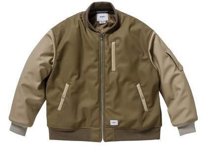 Wtaps YT13 Jacket Synthetic Beigeの写真