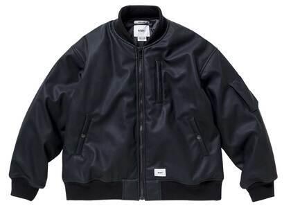 Wtaps YT13 Jacket Synthetic Blackの写真
