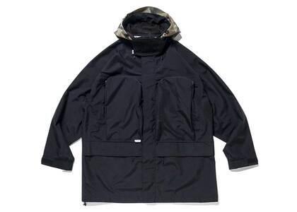 Wtaps Evasion Jacket Nylon Taffeta 3Layer Blackの写真
