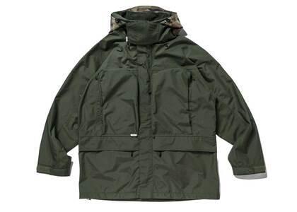 Wtaps Evasion Jacket Nylon Taffeta 3Layer Olive Drabの写真