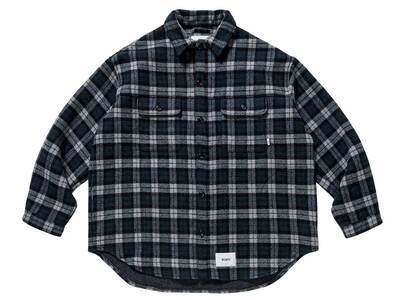 Wtaps WCPO 02 Jacket Wopo Mosser Textile Grayの写真