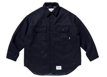 Wtaps WCPO 01 Jacket Wony Melton Navyの写真