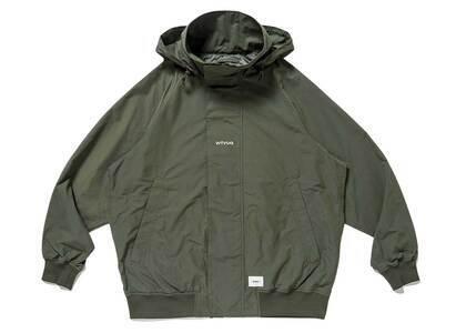Wtaps Incom Jacket Nyco Weather Olive Drabの写真