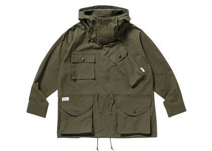 Wtaps Incubate Jacket Cotton Weather Olive Drabの写真