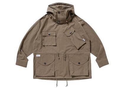 Wtaps Incubate Jacket Cotton Weather Coyote Brownの写真