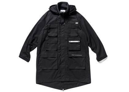 Wtaps Handler Jacket Cotton Weather Blackの写真