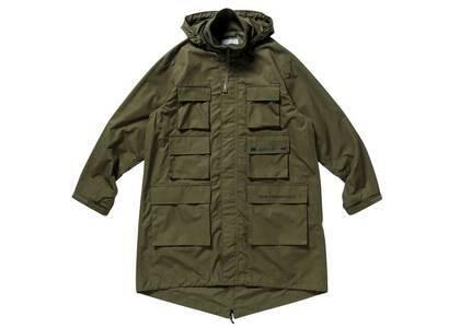 Wtaps Handler Jacket Cotton Weather Coyote Brownの写真