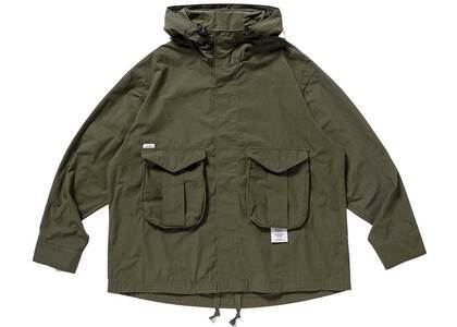 Wtaps SBS LS Nyco Ripstop Olive Drabの写真