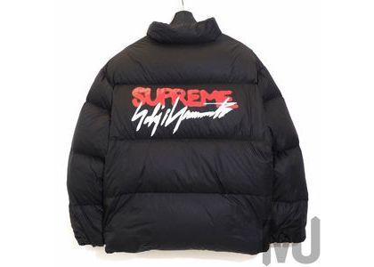Supreme Yohji Yamamoto Down Jacket Blackの写真