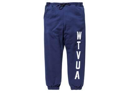 Wtaps Stencil Trouser Copo Navyの写真