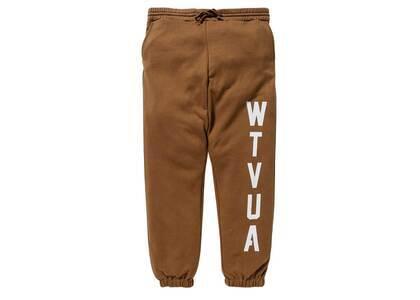 Wtaps Stencil Trouser Copo Brownの写真