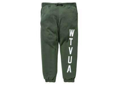 Wtaps Stencil Trouser Copo Greenの写真