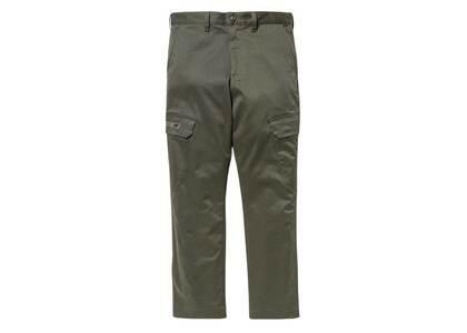 Wtaps Jungle Skinny Trousers Copo Twill Olive Drabの写真
