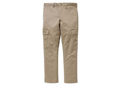 Wtaps Jungle Skinny Trousers Copo Twill Beigeの写真