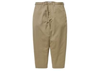 Wtaps Union 01 Trousers Cotton Twill Beigeの写真