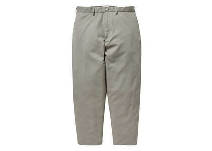 Wtaps Union 01 Trousers Cotton Twill Greigeの写真