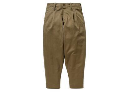 Wtaps Welder Trousers Cotton Twill Coyote Brownの写真