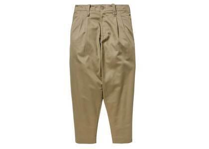 Wtaps Welder Trousers Cotton Twill Beigeの写真
