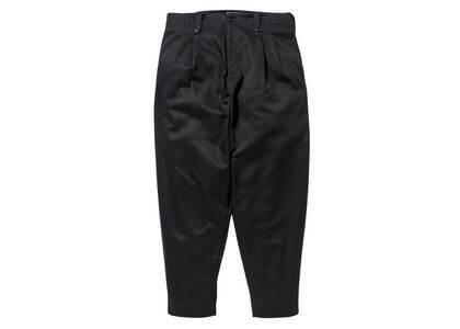 Wtaps Welder Trousers Cotton Twill Blackの写真