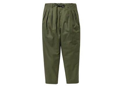 Wtaps Shinobi Trousers Cotton Serge Olive Drabの写真