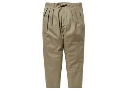 Wtaps Shinobi Trousers Cotton Serge Beigeの写真