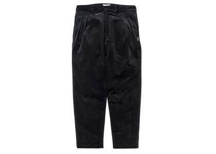 Wtaps Tuck 02 Trousers Cotton Corduroy Blackの写真