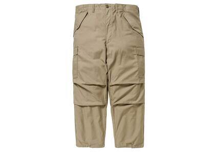 Wtaps WMILL-65 Trouser Trousers Nyco Satin Cordura Beigeの写真