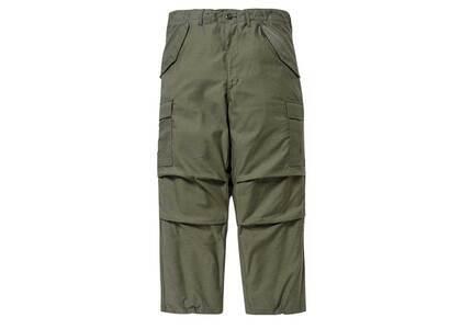 Wtaps WMILL-65 Trouser Trousers Nyco Satin Cordura Olive Drabの写真
