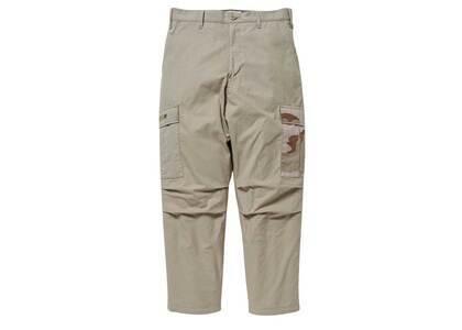 Wtaps Jungle Stock Trousers Cotton Ripstop Beige (FW21)の写真