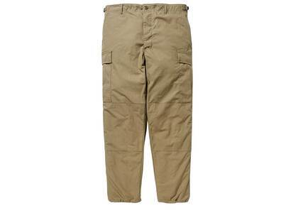 Wtaps WMILL-Trouser 01 Trousers Nyco Ripstop Beigeの写真