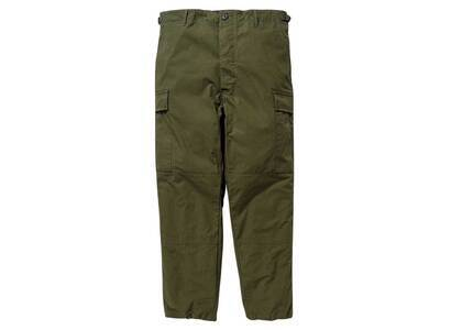 Wtaps WMILL-Trouser 01 Trousers Nyco Ripstop Olive Drabの写真