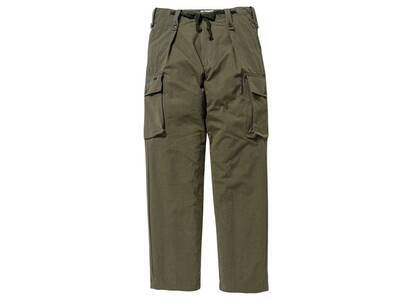 Wtaps Jungle Country Trousers Cotton Weather Olive Drabの写真