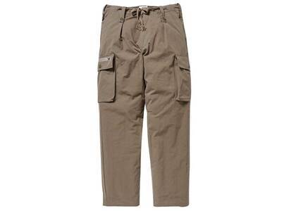 Wtaps Jungle Country Trousers Cotton Weather Coyote Brownの写真