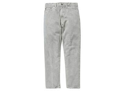 Wtaps Blues Baggy 01 Trousers Cotton Denim Beigeの写真