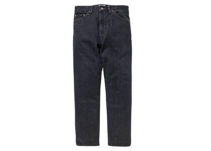 Wtaps Blues Baggy 02 Trousers Cotton Denim Blackの写真